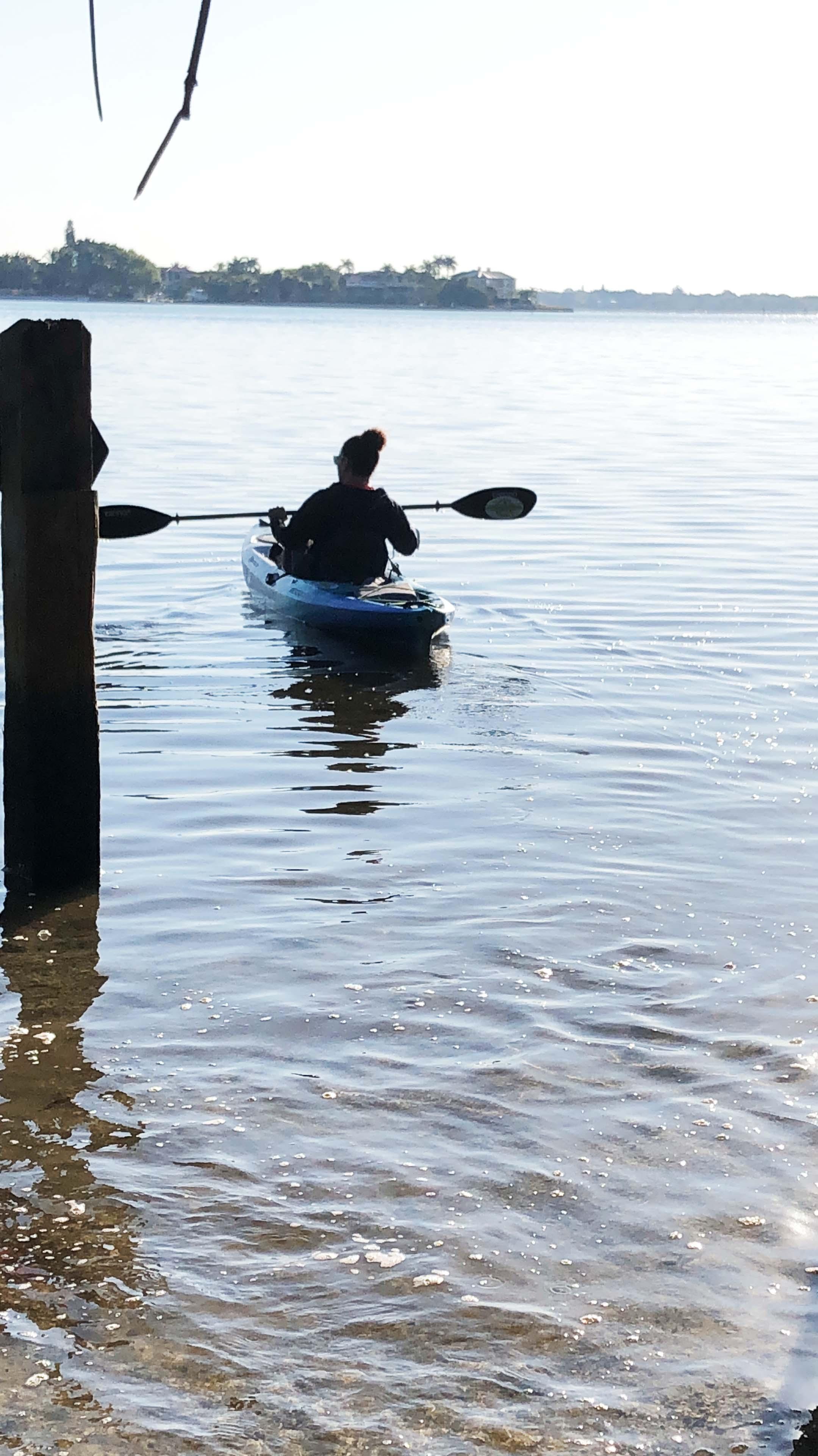 kayaking in sarasota