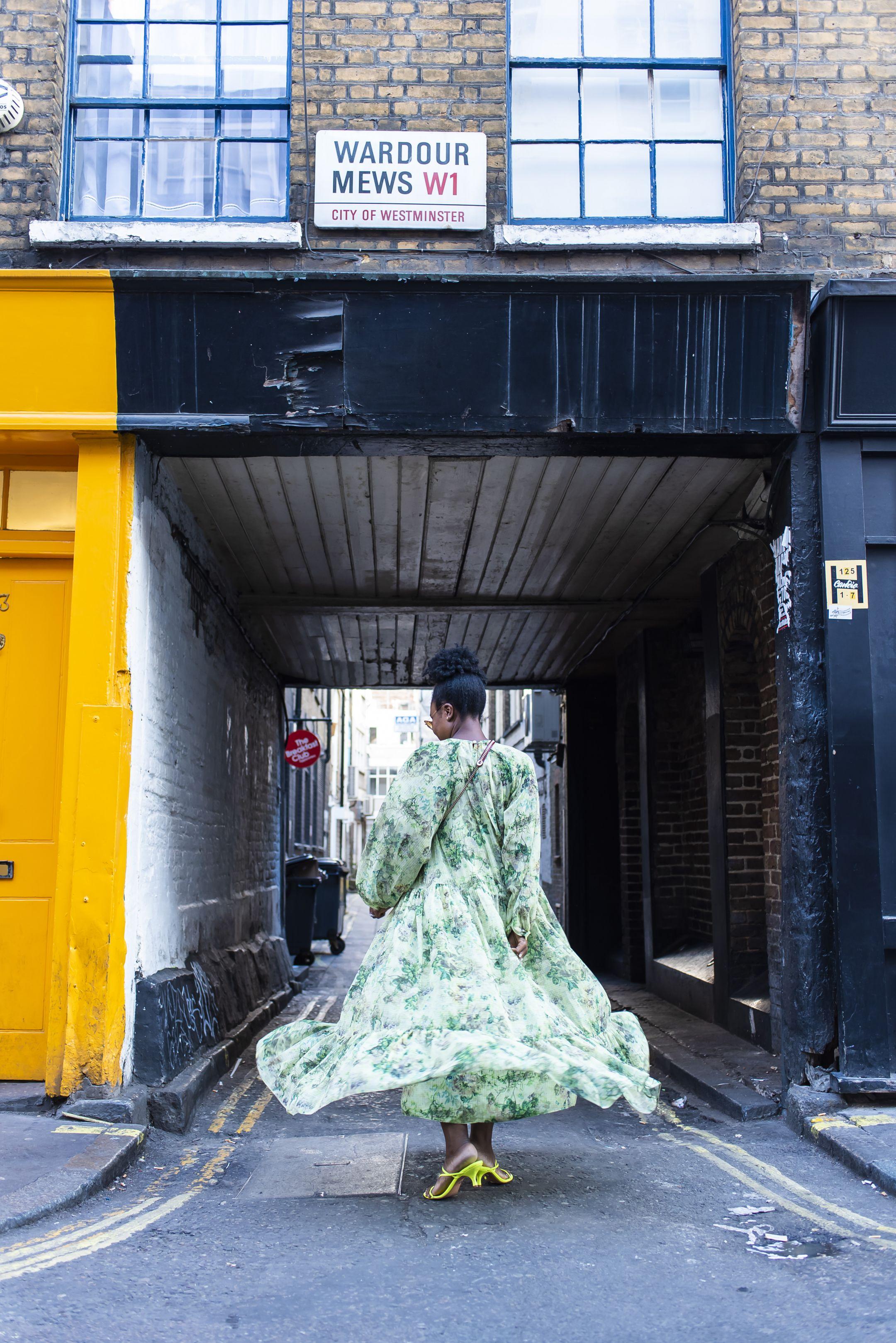 asos oversized maxi dress