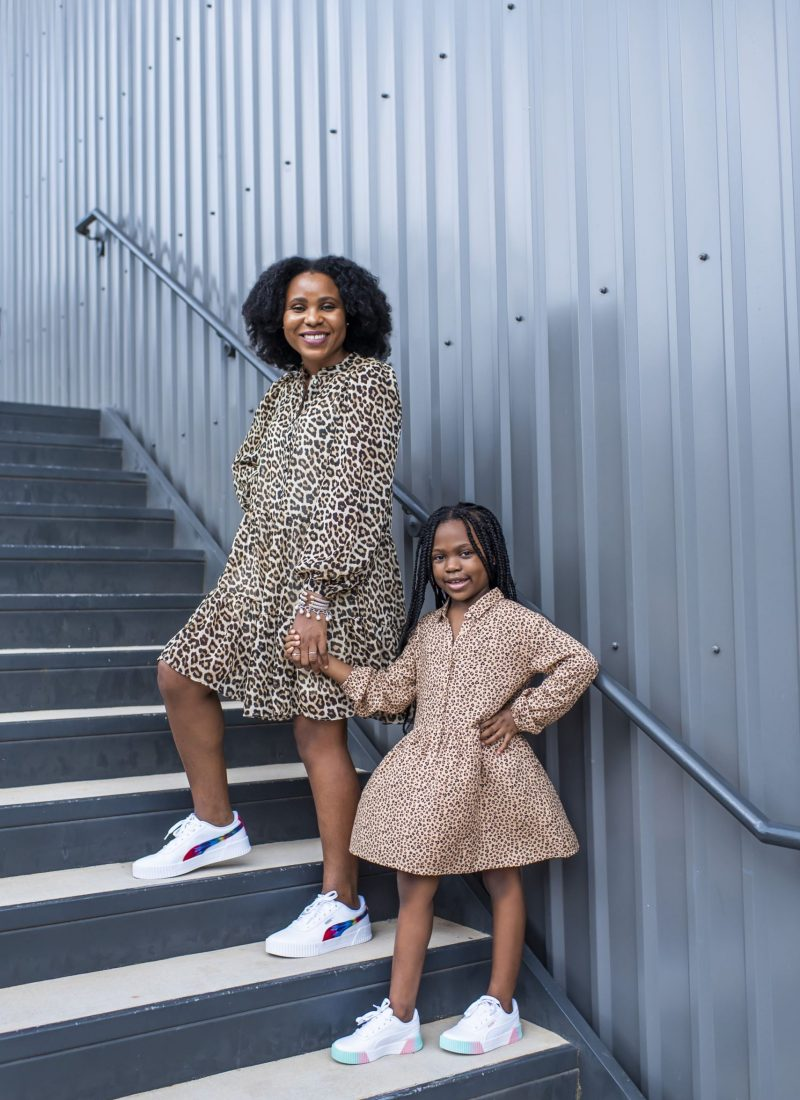 Affordable Mommy and me fall fashion looks!