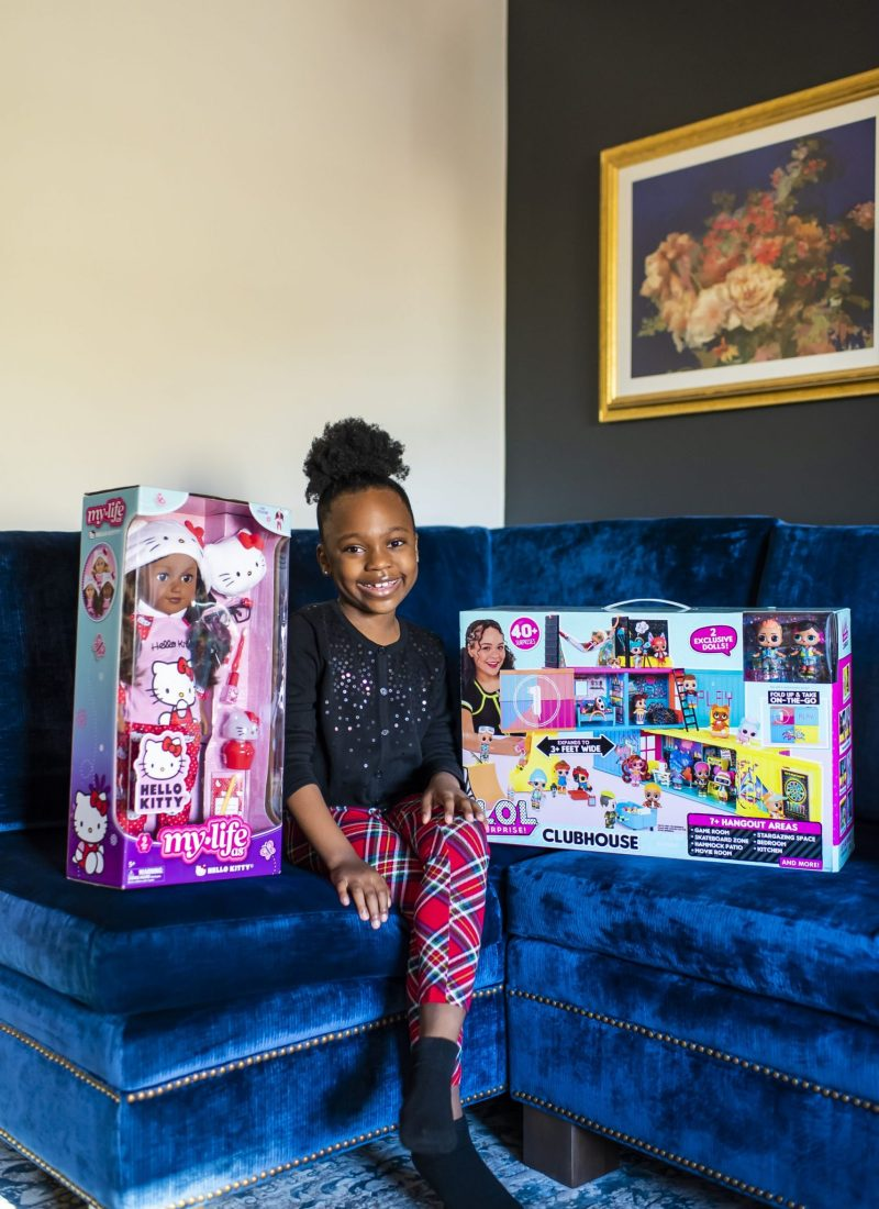 Gift Guide: Holiday Toy shopping at Walmart