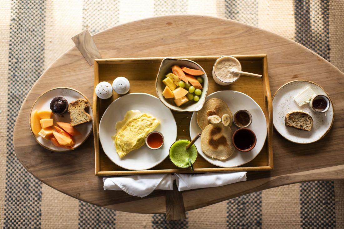 breakfast at itzani
