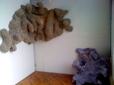 Beehive and Untitled