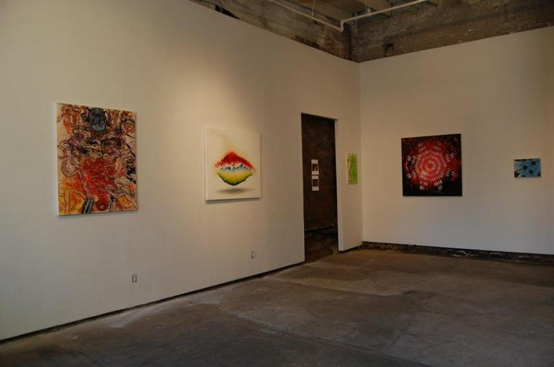 installation shot photo courtesy of Alana Bogrand