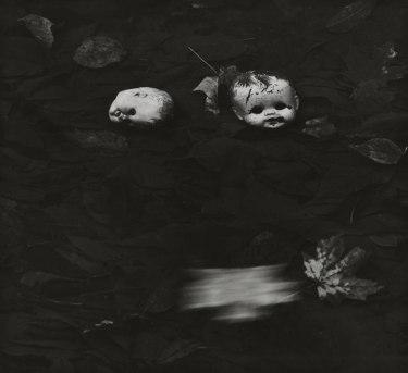 """Untitled,"" ca. 1962. Courtesy of William Goodman & Victoria Belco. © The Estate of Ralph Eugene Meatyard, Courtesy Fraenkel Gallery, San Francisco."