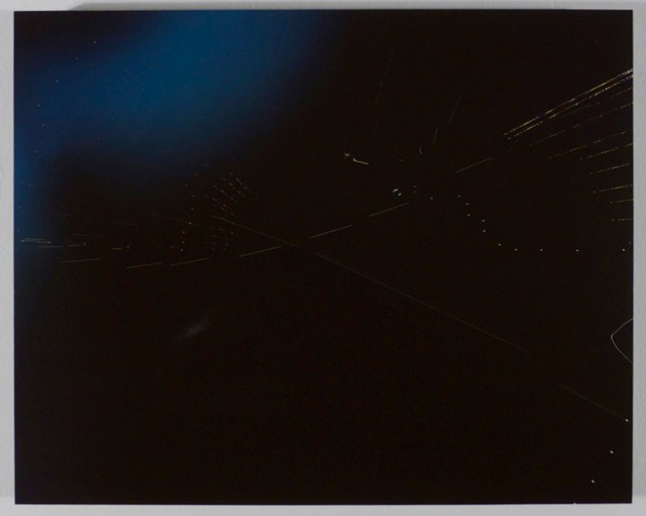 Clay Woodruff, Straits and Narrows (Low Moon), 2012, c-print on panelimages selected by and courtesy of Vox Populi