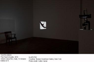 12_Tacita Dean Marian Goodman Installation