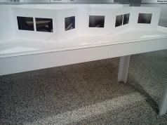 Black Slipper archival inkjet prints 8 x 65 inches 2012
