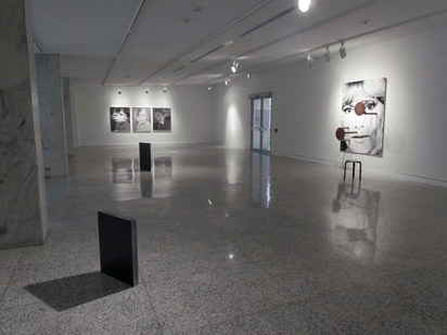 Marlo Pascual, installation view. The Galleries at Moore College of Art & Design, Philadelphia. September 14  October 19, 2013.