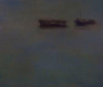 """Nautilos oil on linen 2013 28 x 32"""""""