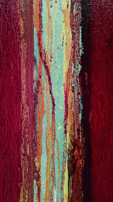 detail, Red and Red