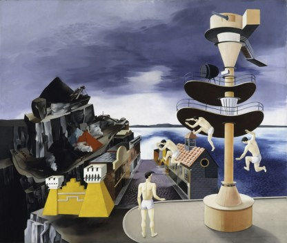 Peter Blume, South of Scranton, 1930-31 The Metropolitan Museum of Art, New York, George A. Hearn Fund, 1942 (42.155) Art © The Educational Alliance, Inc./Estate of Peter Blume/Licensed by VAGA, New York