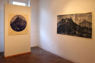 Installation view, Locality. Courtesy of Napoleon Gallery.