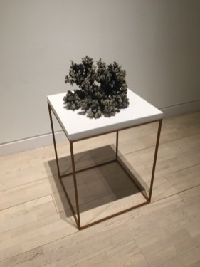 Hilary Beserth, Plated Point 5, 2014