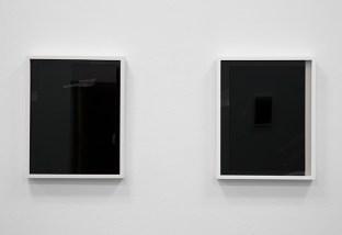 "2 Parts (Section 6, Section 2), 2 Parts (Section 4, Section 1), Silver Gelatin Photographs, Acrylic, 15"" x 12"", 2015"