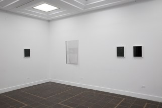 Installation View 1, Abington Art Center, Solo Series, Summer 2015
