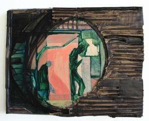 Phillipa Beardsly,Portholecourtesy the artist and Snyderman-Works