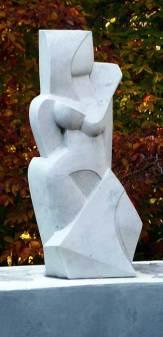 Tony Trezza, Circe, marble, c. 1998.