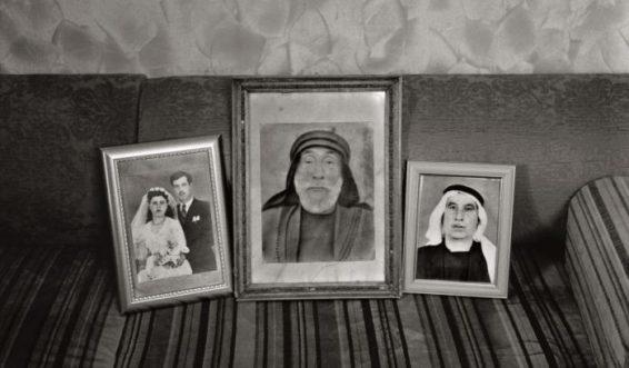 Fazal Sheikh, Three Generations of the Mahmud Family, 2015.