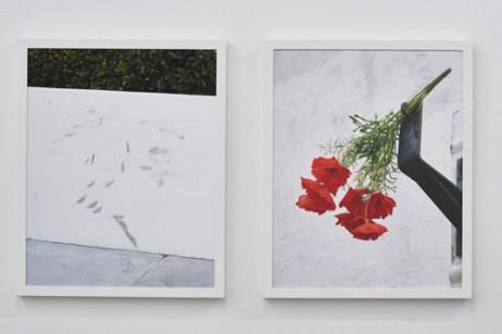 "Clark Mizono, ""Untitled"" and ""Untitled"""