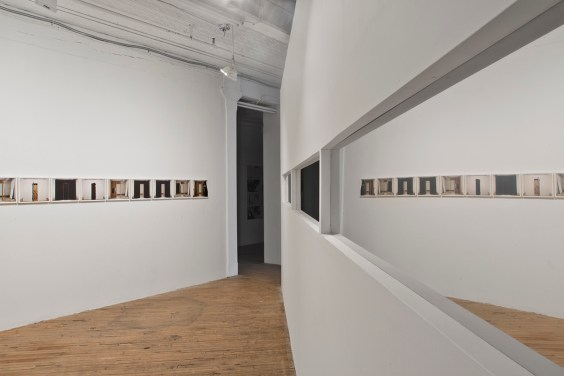 Stephanie Bursese, to skip, to gloss Installation Detail, Documentation by Neighboring States Courtesy of the Artist.