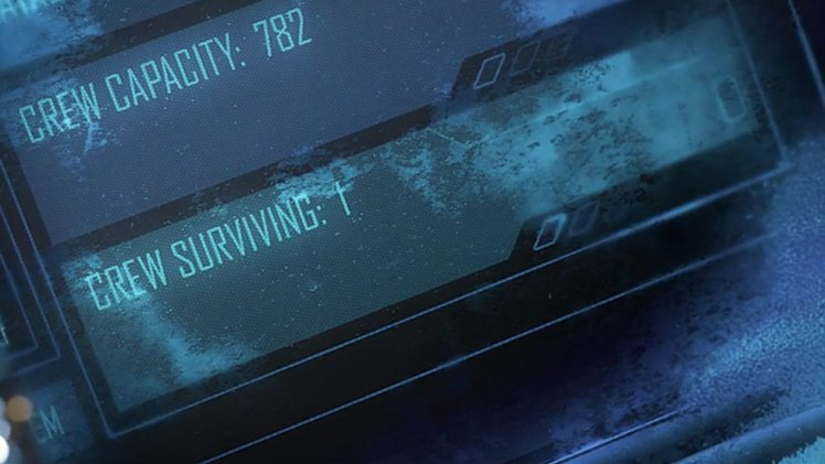 HALO 4: Forward Unto Dawn Title Sequence by Polynoid