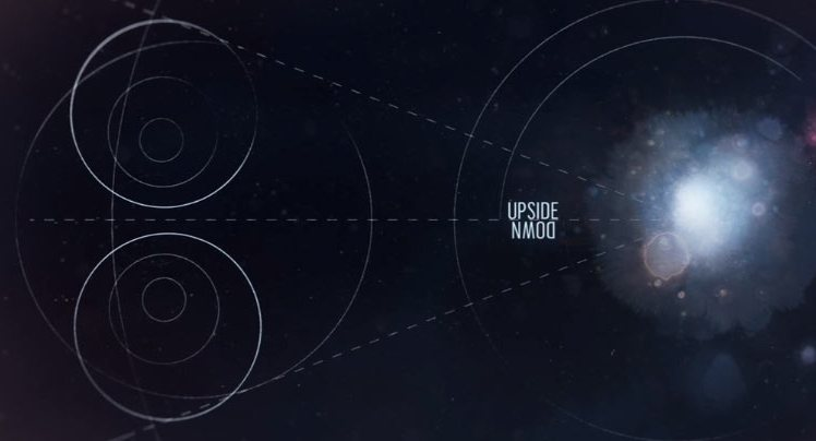 Upside Down Title Sequence by Moustache