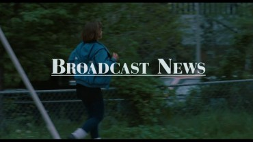 Broadcast News – title Sequence by Saul Bass