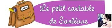 Le petit cartable de Sanléane
