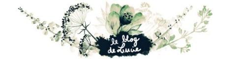 Le blog de Lucie