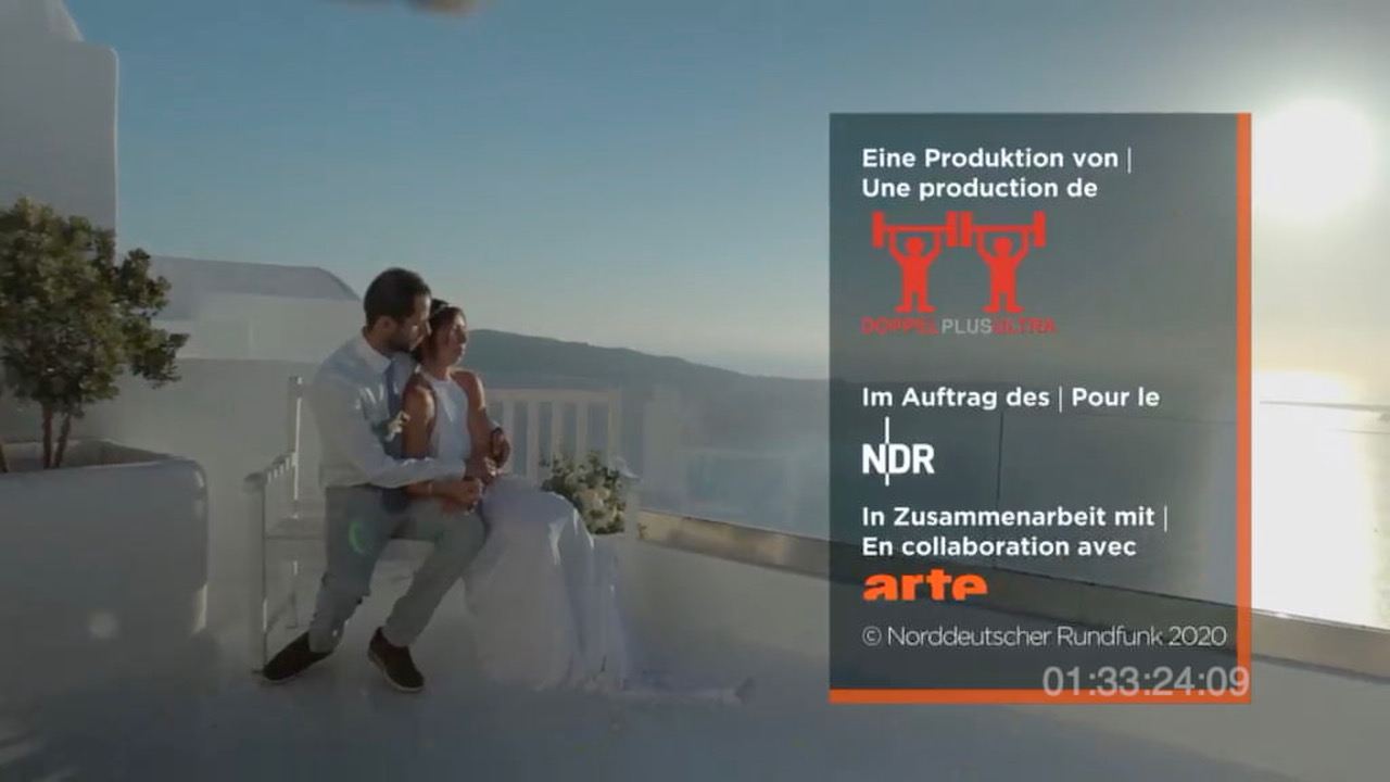 Santorini – Sprachaufnahmen für TV – Dokumentation