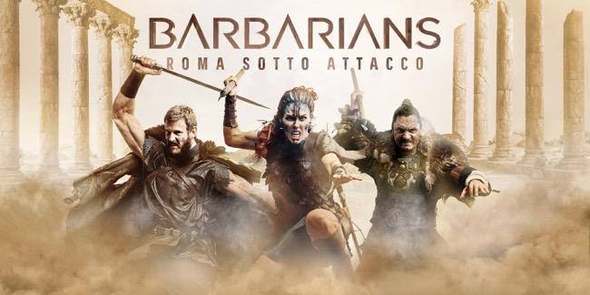 Barbarians – Roma sotto attacco