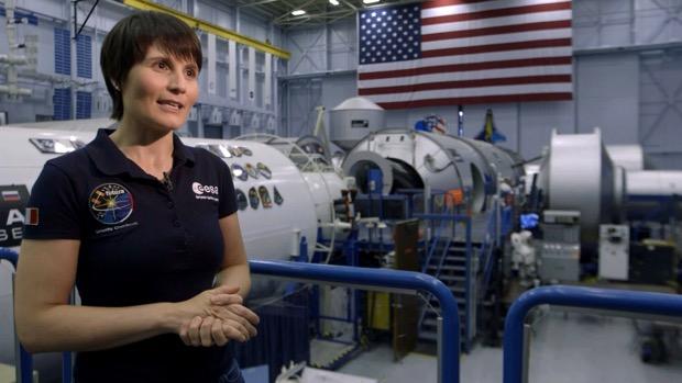 """""""Samantha e lo spazio"""", il documentario sul viaggio spaziale più emozionante degli ultimi anni su Focus"""
