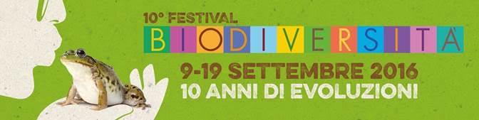 Festival della biodiversità