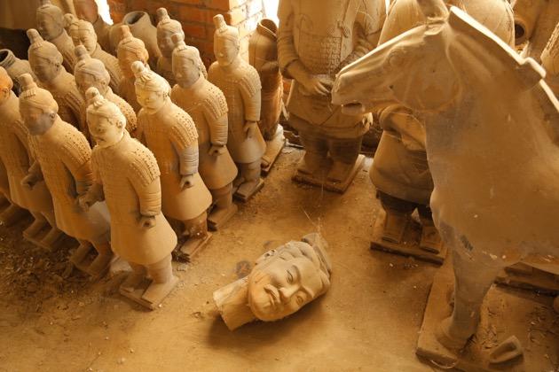 Cina - I segreti della tomba