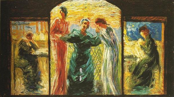 Umberto Boccioni mostra