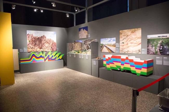 Terremoti in mostra