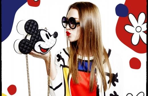 Walt Disney anniversario: Coach e Mickey Mouse new black, new trend!