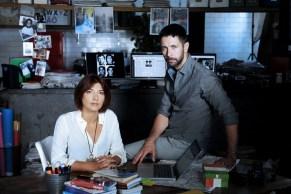 Pablo Trincia e Valentina Petrini