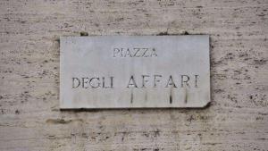 Piazza Affari