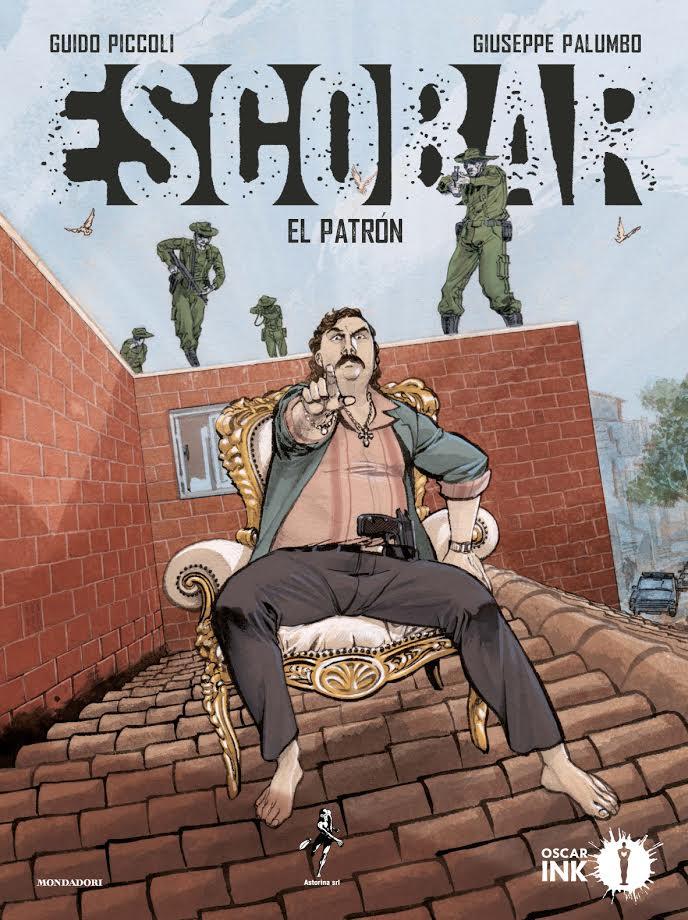 Escobar – El Patron: Astorina presenta la graphic novel