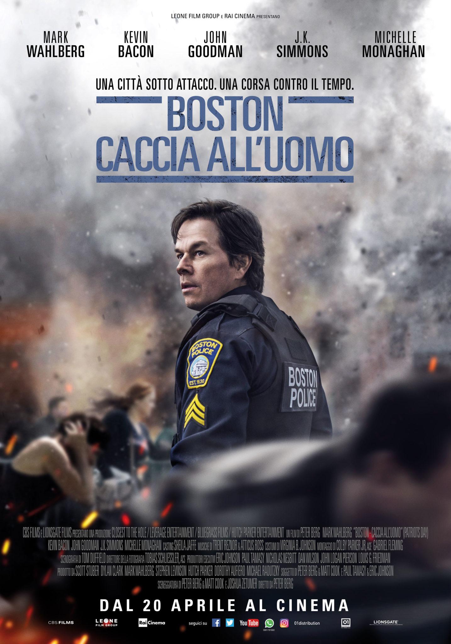 Boston – Caccia all'uomo: Trailer italiano ufficiale del film di Peter Berg