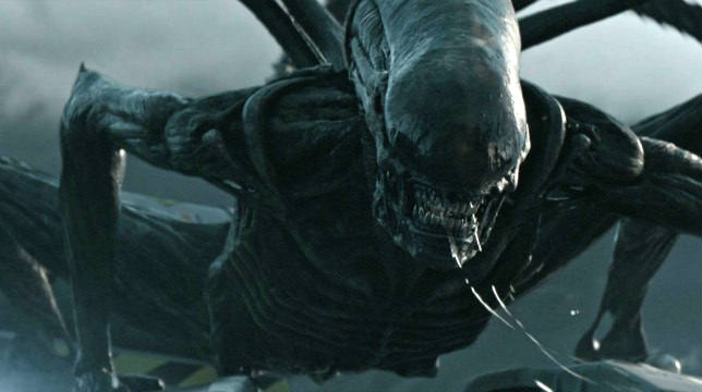 Alien Covenant: Su Rai 4 la saga dal 24 Aprile