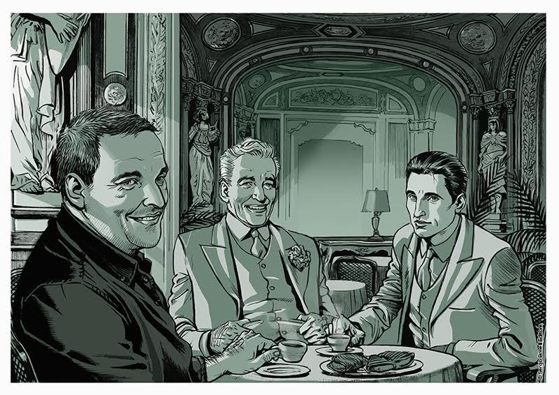 Il Commissario Ricciardi: la versione a fumetti da Sergio Bonelli Editore