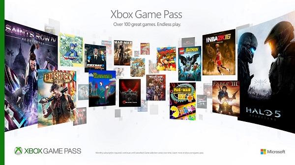Xbox Game Pass: svelati titoli e data di lancio del servizio on-demand di Microsoft