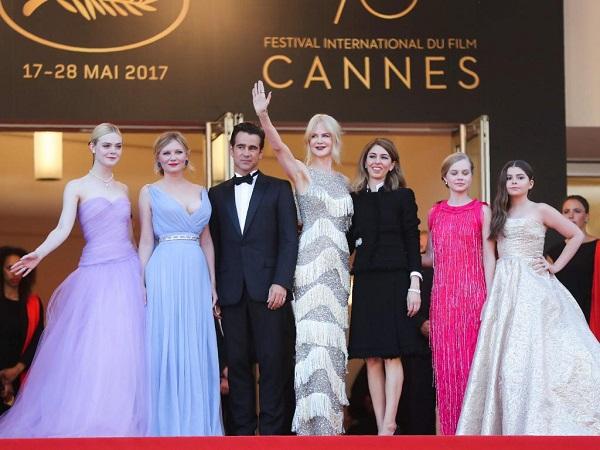 Cannes 2017: ecco tutti i vincitori e il red carpet [FOTO]