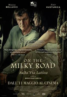 On The Milky Road: On line tre clip del nuovo film di Emir Kustica