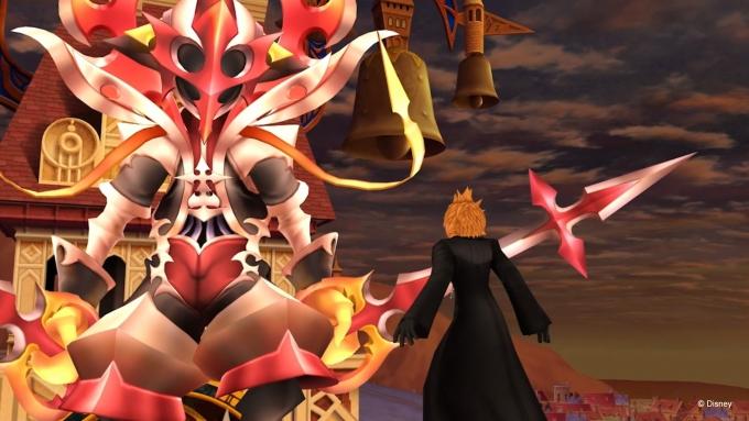 Kingdom Hearts 1.5 + 2.5 ReMIX: disponibile un nuovo aggiornamento