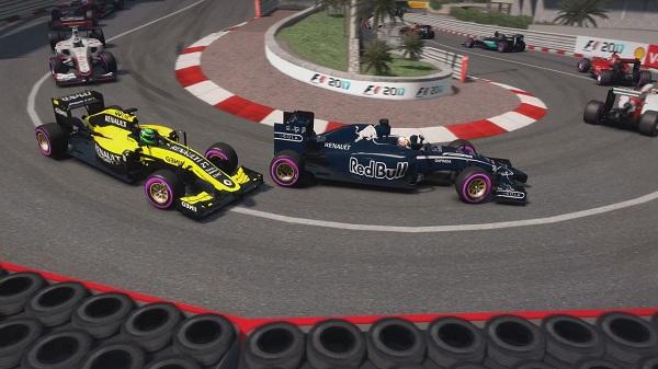 F1 2017: un video gameplay con Max Verstappen