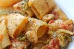 paccheri-zucchine-gamberi-primi