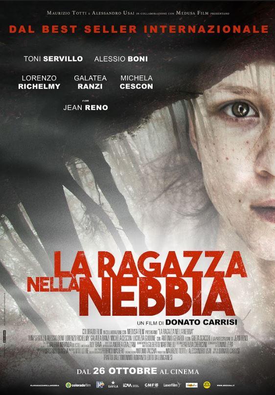 La ragazza nella nebbia: Poster e teaser trailer del film di Donato Carrisi